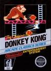 Boîte FR de Donkey Kong sur NES