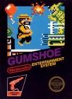 Boîte FR de Gum Shoe sur NES