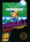 Boîte FR de Pinball sur NES