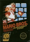 Boîte US de Super Mario Bros sur NES