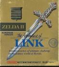 Boîte FR de The Adventure of Link (Zelda II) sur NES