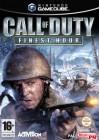Boîte FR de Call of Duty : Finest Hour sur NGC