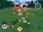 Screenshots de Dragon Ball Z Sagas sur NGC