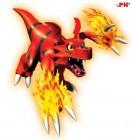 Artworks de Digimon World IV sur NGC