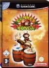 Logo de Donkey Konga sur NGC