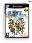 Boîte FR de Final Fantasy Crystal Chronicles sur NGC