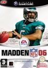 Boîte FR de Madden NFL 2006 sur NGC
