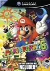 Boîte US de Mario Party 6 sur NGC