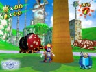 Screenshots de Super Mario Sunshine sur NGC