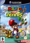 Boîte FR de Mario Power Tennis sur NGC