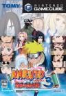 Boîte JAP de Naruto: Gekitou Ninja Taisen 3 sur NGC