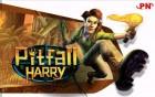 Logo de Pitfall Harry sur NGC