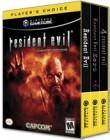 Boîte US de  Resident Evil 10th Anniversary Collection sur NGC
