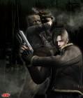 Artworks de Resident Evil 4 sur NGC