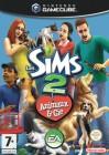 Boîte US de Les Sims 2 Animaux & Cie sur NGC