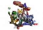 Artworks de StarFox : Assault sur NGC
