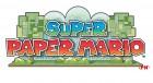 Logo de Super Paper Mario (ANNULE) sur NGC