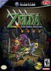 Boîte US de The Legend of Zelda : Four Swords Adventures sur NGC