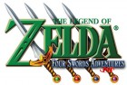 Logo de The Legend of Zelda : Four Swords Adventures sur NGC