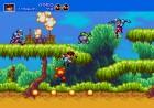 Screenshots de Gunstar Heroes sur Wii