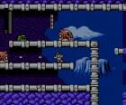 Screenshots de Mega Man 4 sur Wii
