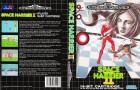 Boîte FR de Space Harrier II sur Wii