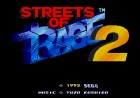 Screenshots de Streets of Rage 2 sur Wii