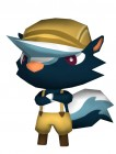 Artworks de Animal Crossing : Let's Go to the City sur Wii
