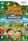 Boîte FR de Animal Crossing : Let's Go to the City sur Wii