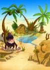 Artworks de Aladin Magic Racer sur Wii