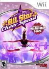 Boîte US de All Star Cheer Squad sur Wii