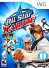 Boîte US de All-Star Karate sur Wii