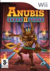 Boîte FR de Anubis II sur Wii