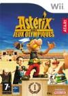 Boîte FR de Asterix Olympic Games sur Wii