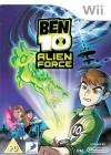 Boîte FR de Ben 10 : Alien Force sur Wii