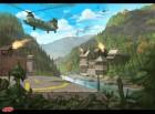 Artworks de BWii Battalion Wars 2 sur Wii