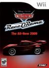 Boîte US de Cars Race-O-Rama sur Wii
