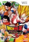 Boîte FR de Dragon Ball Z : Budokai Tenkaichi 3 sur Wii