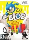 Boîte US de De Blob sur Wii