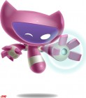 Artworks de de Blob 2 : The Underground sur Wii