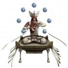 Artworks de Sengoku Basara : Samurai Heroes sur Wii