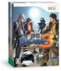 Boîte JAP de Sengoku Basara : Samurai Heroes sur Wii