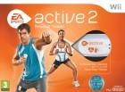 Boîte FR de EA Sports Active 2 sur Wii