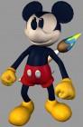 Logo de Disney Epic Mickey sur Wii