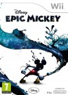 Boîte FR de Disney Epic Mickey sur Wii