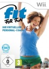 Boîte FR de Fit for fun sur Wii