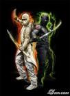 Artworks de G.I. JOE : The Rise of The Cobra sur Wii