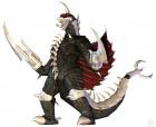 Artworks de Godzilla : Unleashed  sur Wii