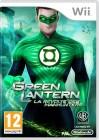 Boîte FR de Green Lantern : La révolte des Manhunters sur Wii