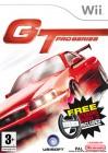 Boîte FR de GT Pro Series sur Wii
